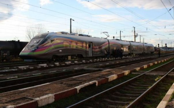 tren electric craiova